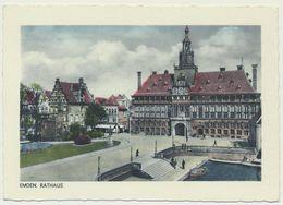 AK  Emden Rathaus - Emden