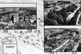 En Passant Par CHECY (1218) - France