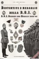 Sparacino Distintivi E Medaglie Della R.S.I. 1943/45  Badges And Medal 1988 - Altri