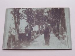 Soldaten / Soldats / Soldiers ( No ID ) Anno 190? ( Zie Foto's ) ! - Guerre, Militaire