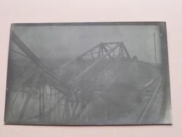 BRUG - BRIDGE - PONT  ( Voir Scan ) Anno 1917 ( Zie Foto's ) ! - Guerre, Militaire