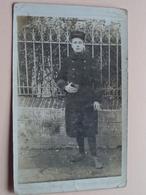 Soldier - Soldat - Soldaat ( No ID ) Anno 19?? ( Zie Foto's ) ! - Guerre, Militaire