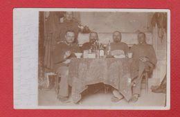 Secteur Les Eparges-callone  -     Soldats Allemands Au Repos    -  10 Inf Div  -  16/3/1915 - Autres Communes