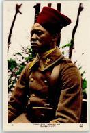 52110161 - Tirailleurs Sénégalais Guinee - Senegalschuetze - Franzoesisches Heer - Militari