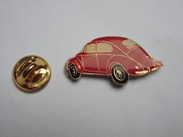 Beau Pin's , Auto VW Volkswagen Coccinelle - Volkswagen