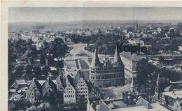 AK Lübeck, Adolf-Hitler-Platz - Luebeck