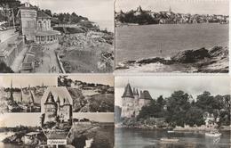 18 / 1 / 381  -    LOT  DE  10  CPSM  DE  PORNIC  ( 44 )  Toutes Scanées - Cartoline