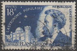 FRANCE 1956    N°1057__OBL VOIR SCAN - Used Stamps