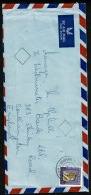 RB 1189 - 1966 Kuwait Airmail Cover - 45f Rate To Southampton - Kuwait