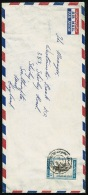 RB 1189 - 1967 Kuwait Airmail Cover - 45f Rate To Southampton - Kuwait