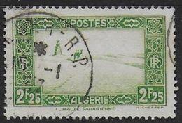 ALGERIE - N° 121 Oblitéré  - Cote : 15 € - Algérie (1924-1962)