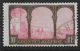 ALGERIE - N° 84 Oblitéré  - Cote : 46 € - Gebraucht