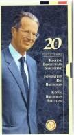 België FDC 1996 20 Jaar Koning Boudewijn Stichting - 1993-...: Albert II
