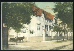 BAJA 1922. Róna Szanatórium , Régi Képeslap - Hongrie