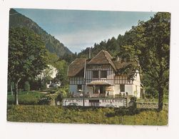 ( 88 ) BUSSANG CAFE HOTEL BELLE VUE - Bussang
