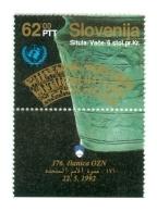Slovenie 1993 Yv. 56**, Mi 57** MNH - Slovénie
