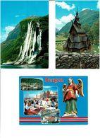 FINLANDE /  Lot De 45 Cartes Postales Modernes écrites - Cartes Postales