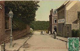 02 ST QUENTIN CHEMIN DE ROUVROY 17 AU MOULIN BLANC - Saint Quentin
