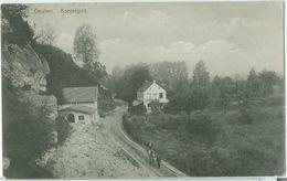 Geulem 1930; Koepelgrot - Gelopen. (Weenenk & Snel - Den Haag) - Autres