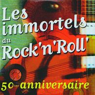Les IMMORTELS DU ROCK'N'ROLL - CD - MAGIC RECORDS - JUKEBOX MAGAZINE - Elvis PRESLEY - Bill HALEY - Chuck BERRY - Rock