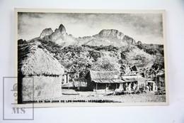 Vintage Postcard Venezuela - Montaña En San Juan De Los Morros - Venezuela