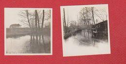 Suippes  -  Lot De 2 Photos  - 1916 - France