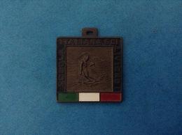 MEDAGLIA SPORTIVA SCUOLA ITALIANA SCI LIVIGNO - Italia