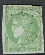 France Yvert 42b TB 4 Marges Sans Défaut Marges Cote EUR 200 (numéro Du Lot 340G) - 1870 Emission De Bordeaux