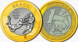 BRAZIL 2015 - OLYMPIC SUMMER GAMES RIO 2016 -  RUGBY   -  EF - Brazil
