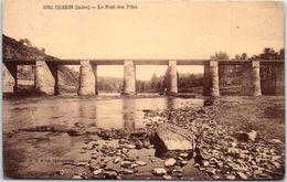36 - CUZION --  Le Pont Des Piles - France