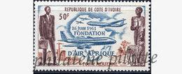 -Côte D'ivoire PA  22**Avions - Côte D'Ivoire (1960-...)