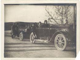 Photo Amateur Automobiles, Bizerte, Peugeot Et Citroën ? - Coches
