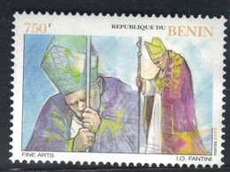 N174  BENIN 2003  VISITA DI PAPA GIOVANNI PAOLO II MNH** - Benin – Dahomey (1960-...)