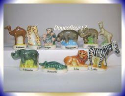 Savane Aventure ..Série Complète ...Ref AFF : 7-2000 ... (pan 0020) - Animals