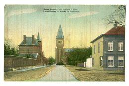 CPA - Carte Postale  - Belgique - Bourg Léopold - L'église - 1936 (CP198) - Hechtel-Eksel