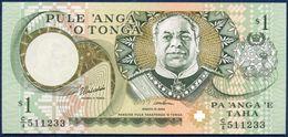 TONGA 1 PAANGA PA'ANGA P-31d 1995 UNC - Tonga