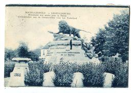 CPA - Carte Postale  - Belgique - Bourg Léopold - Monument Aux Morts- 1932 (CP199) - Hechtel-Eksel