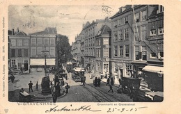 'S-Gravenhage  Den Haag   Groenmarkt En Gravenstraat  Tram    I 2697 - Den Haag ('s-Gravenhage)