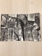 Cartolina-Ravenna-Tempio Di S. Viitale Vi Sec.-Capitelli Bizantini E Mosaici - Ravenna