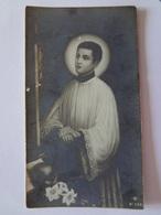 D877-Santino NB 81 Dep. San Luigi Gonzaga - Images Religieuses