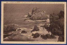 29 CLEDEN-CAP-SIZUN La Pointe Du Van Qui Termine La Presqu'ile Du Raz Du Côté De La Baie De Douarnenez Récifs De La .. - Cléden-Cap-Sizun