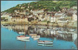 Mousehole, Cornwall, 1966 - Jarrold Postcard - England