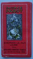 - Carnet De Papier à Cigarettes - Source PAROT. Eau Minérale Naturelle. Saint Romain Le Puy - - Cigarettes - Accessoires