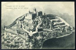 TRENCSÉN 1907. Régi Képeslap - Hongrie