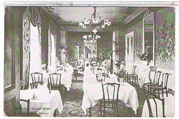 88  EPINAL   GRAND  HOTEL  UNE  DES SALLE   A    MANGER    CPA  TBE  1L905 - Epinal