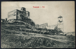 TRENCSÉN 1908. Régi Képeslap  /  TRENCSÉN 1908 Vintage Picture Postcard - Hongrie