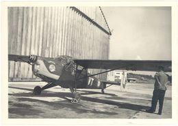 Photo Avion Monoplan S.M.A.V.M., école Pilotage ? - Luftfahrt