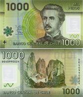 CHILE       1000 Pesos       P-161[e]       2014       UNC - Cile