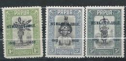 Papouasie 101à04sf102   * - Papua New Guinea