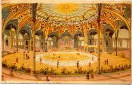 CPA PARIS Transparente Système Contre La Lumière Non Circulé Type Gruss Exposition Universelle De 1900 - Contre La Lumière